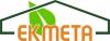 "UAB ""Ekmeta"" logotipas"
