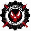 "UAB ""Eksaras Security"" logotipas"