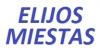 """UAB """"Elijos Miestas"""" logotipas"""