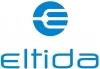 "UAB ""Eltida"" logotyp"