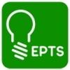 """UAB """"EPTS"""" logotyp"""