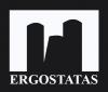 """UAB """"Ergostatas"""" logotipas"""
