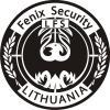 "UAB ""Fenix Security"" logotipas"