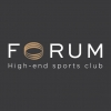 "UAB ""Forum Fitness"" logotyp"