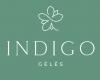 """UAB """"Indigo Gėlės"""" logotyp"""