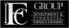 """UAB """"Investment & Financial Consultations"""" logotipas"""