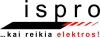 """UAB """"Ispro"""" logotipas"""