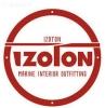 """UAB """"IZOTON"""" logotipas"""