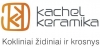 UAB Kachel keramika логотип