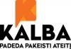 """UAB """"Kalba.Lt"""" logotype"""