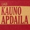 UAB KAUNO APDAILA 标志
