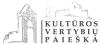 """UAB """"Kultūros Vertybių Paieška"""" logotipas"""