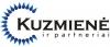 """UAB """"Kuzmienė ir partneriai"""" logotipas"""