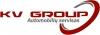 """UAB """"KV Group"""" logotyp"""