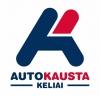 """UAB """"Autokausta keliai"""" logotipas"""