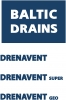 Baltic drains, UAB logotype