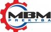 "UAB ""MBM prekyba"" логотип"