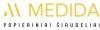 Medida, UAB logotipas