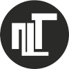 """UAB """"NLT"""" logotipo"""