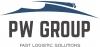 """UAB """"PW Group"""" logotipas"""