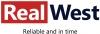 "UAB ""Real West"" logotipas"
