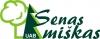 UAB Senas miškas logotipas