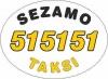 "UAB ""Sezamo"" Taksi логотип"