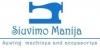 """UAB """"Siuvimo manija"""" logotipas"""