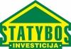 """UAB """"Statybos Investicija"""" логотип"""