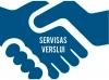 Servisas verslui, UAB logotipas