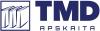 """UAB """"TMD apskaita"""" logotipas"""