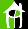"UAB ""Wood & Houses"" logotipas"