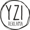 UAB YZI REKLAMA logotipas