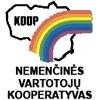 Nemenčinės vartotojų kooperatyvas logotipas