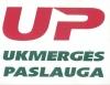 Ukmergės paslauga, UAB logotipas