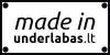 Underlabas, MB logotipas