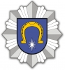 Utenos apskrities vyriausiasis policijos komisariatas logotype