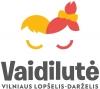 """Vilniaus lopšelis-darželis """"Vaidilutė"""" logotyp"""