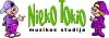 """Muzikos studija """"Nieko tokio"""" logotype"""