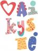 """Kėdainių lopšelis-darželis """"Vaikystė"""" logotype"""