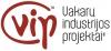 Vakarų industrijos projektai, UAB logotipas