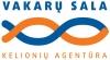 Vakarų sala, UAB logotipo