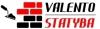 Valento statyba, UAB logotype