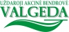 Valgeda, UAB logotipas