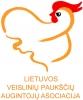 Lietuvos veislinių paukščių augintojų asociacija logotipas