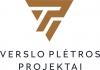 Verslo Plėtros Projektai, UAB Logo