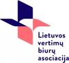 LIETUVOS VERTIMŲ BIURŲ ASOCIACIJA logotipas