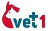 VET-1, UAB logotipas
