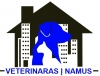 Veterinaras į namus, VšĮ logotipas