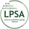 Lietuvos profesinių sąjungų Aljansas logotipas